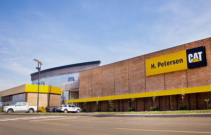Nueva Sede Central H. Petersen