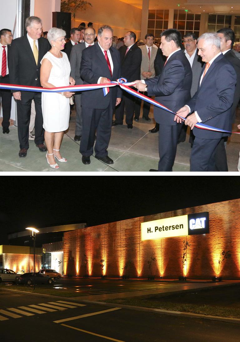 Inauguración de Nueva Sede H. Petersen